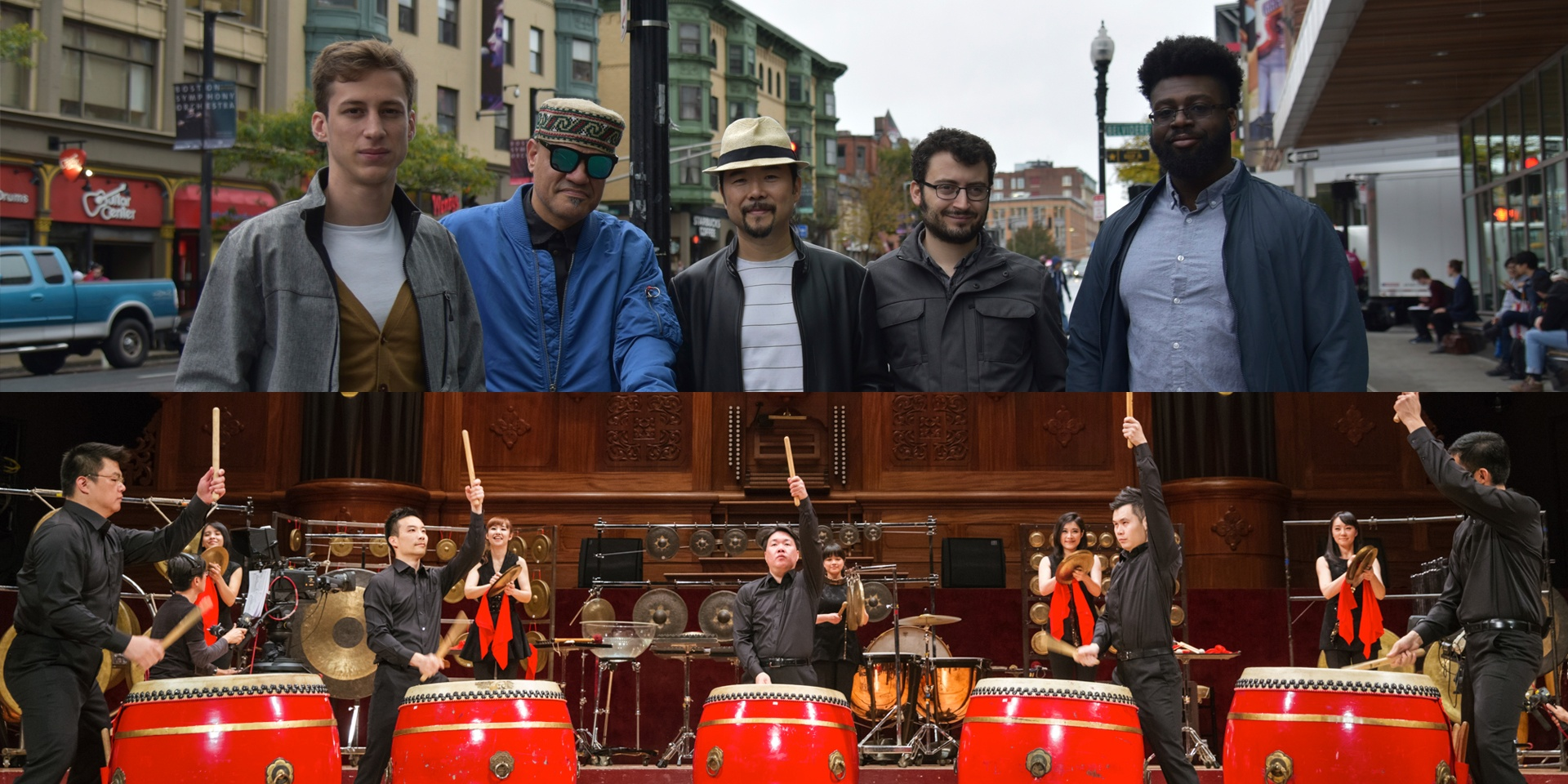 Huayi 2018 promises musical virtuosity in the sounds of suona jazz and percussion ensemble