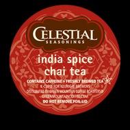India Spice Chai Tea K-cups from Celestial Seasonings