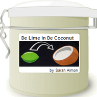 De Lime in De Coconut from Adagio Teas Custom Blends