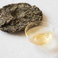 24K 2015 Da Xue Shan Ancient Tree Huang Pian Raw Puer from Bitterleaf Teas