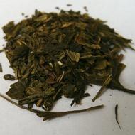 Chinese Sencha Green Tea from DeKalb County Farmer's Market