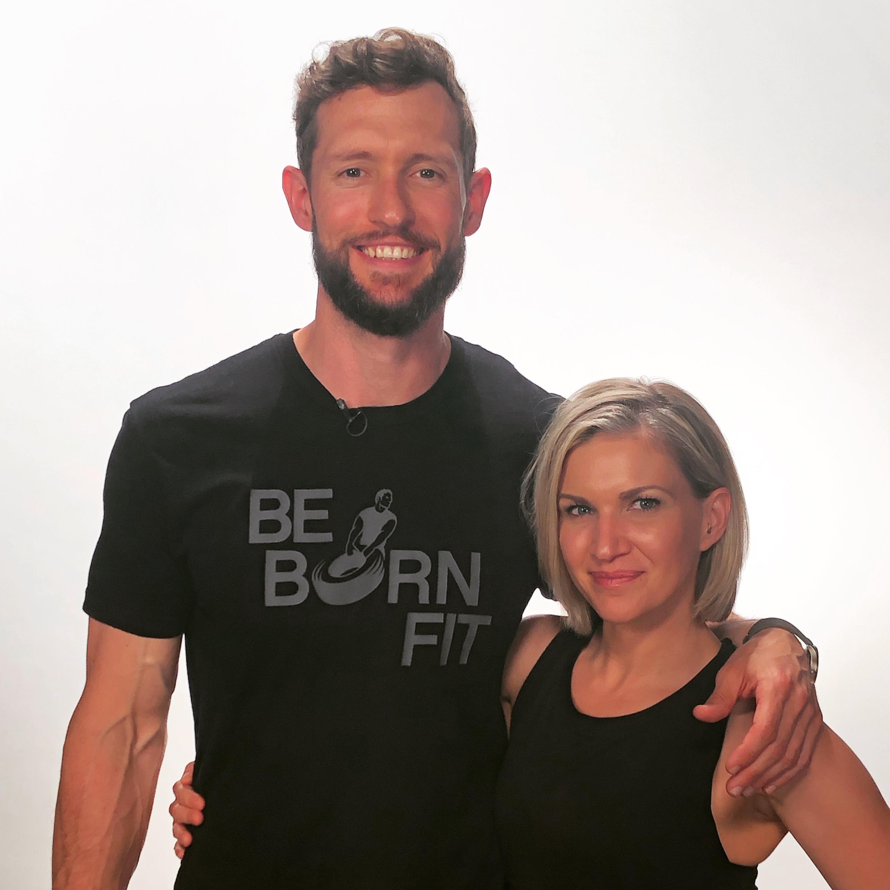 BJ Ward & Natalie Sabin