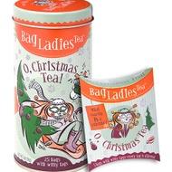 Oh, Christmas Tea from Bag Ladies Tea