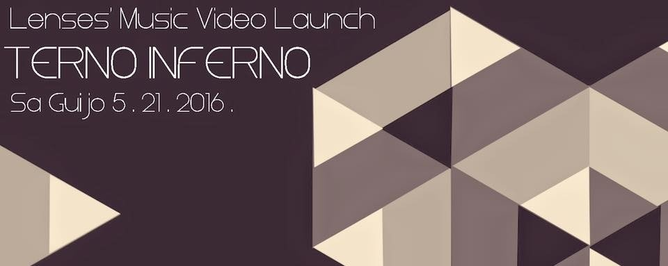 Terno Inferno: Lenses' Music Video Launch