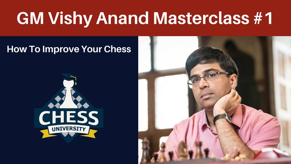 GM Vishy Anand Masterclass 1   ChessVL com