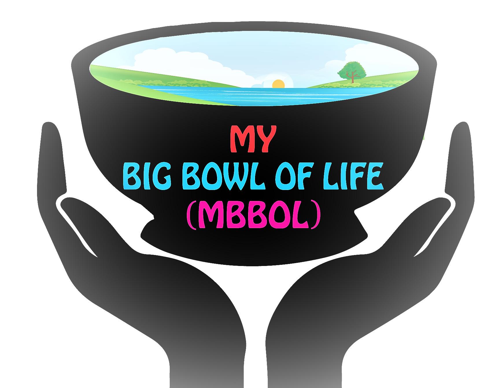 My Big Bowl Of Life (MBBOL) Heaven Inspired Cookbook!