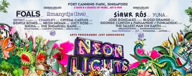 Neon Lights Festival 2016