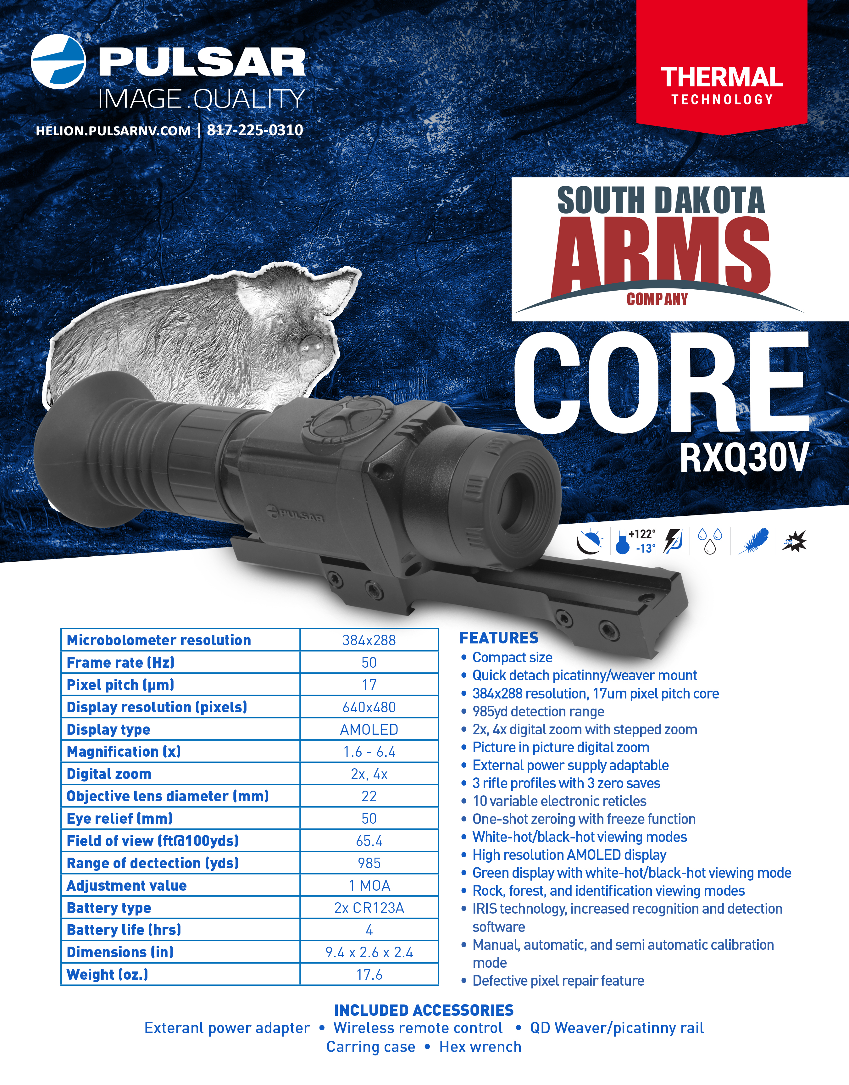 South Dakota Arms Company, LLC | Firearms and Gear for sale