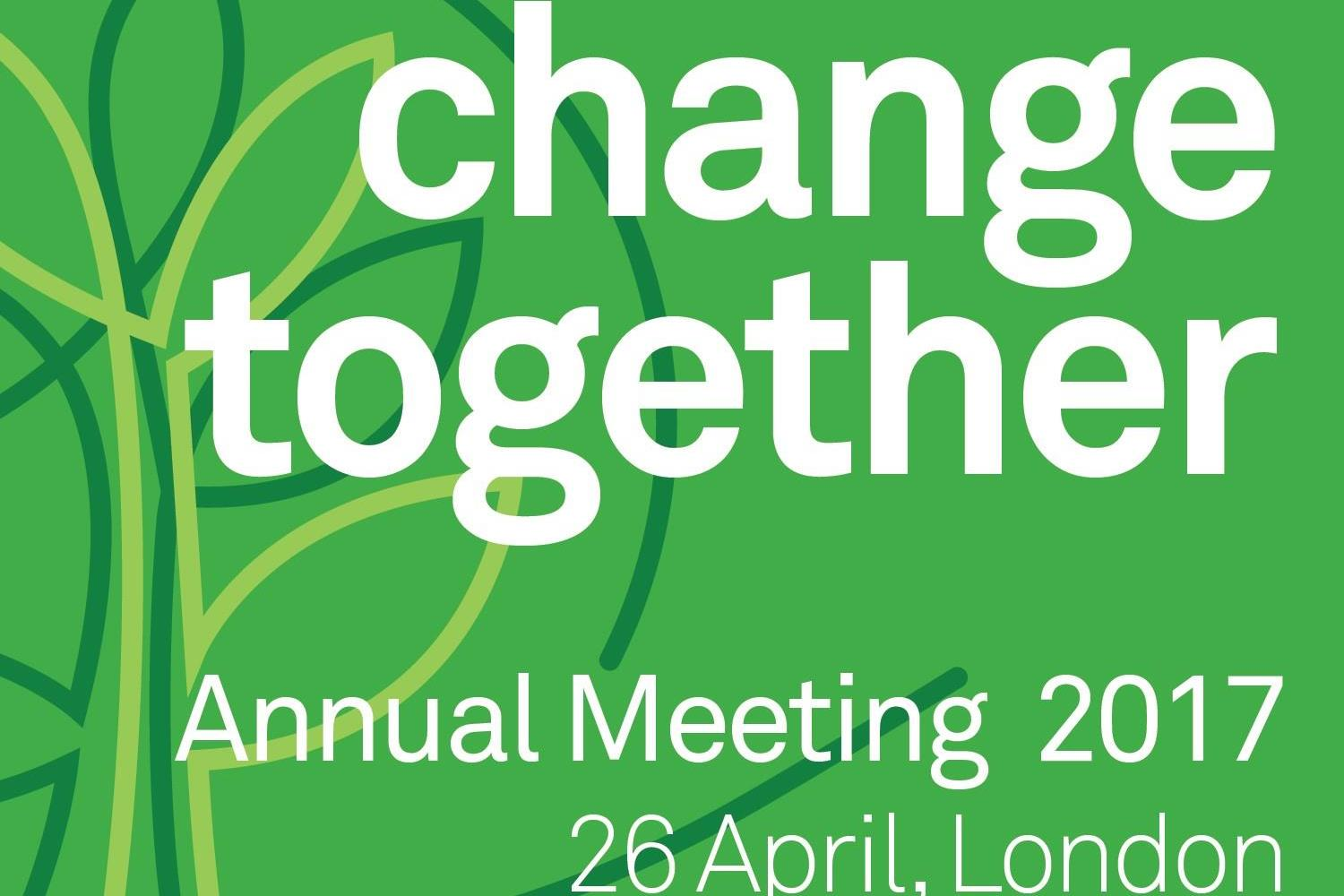 #jointhechange  - Triodos Bank Annual Meeting Social Media Leaderboard
