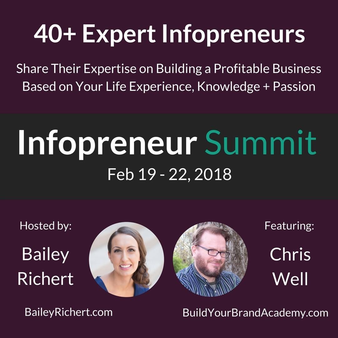 Infopreneur Summit 2018