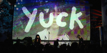 GIG REPORT: Yuck makes a yummy return at Hood Bar & Cafe