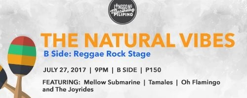 The Natural Vibes : LMP 2017