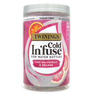 Pink Grapefruit & Orange Cold Infuse from Twinings