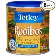 Rooibos Vanilla & Pear from Tetley