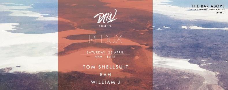 Darker Than Wax presents Redux ft. Tom Shellsuit
