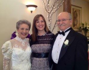 M and M wedding