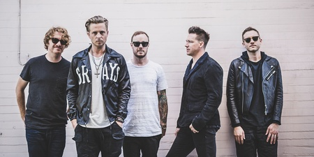 OneRepublic are returning to Singapore