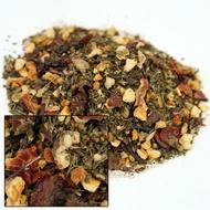 Tulsi Orange Cranberry Ginger Organic Tea from Simpson & Vail