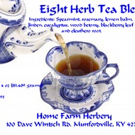 Eight Herb Tea Blend from Home Farm Herbery