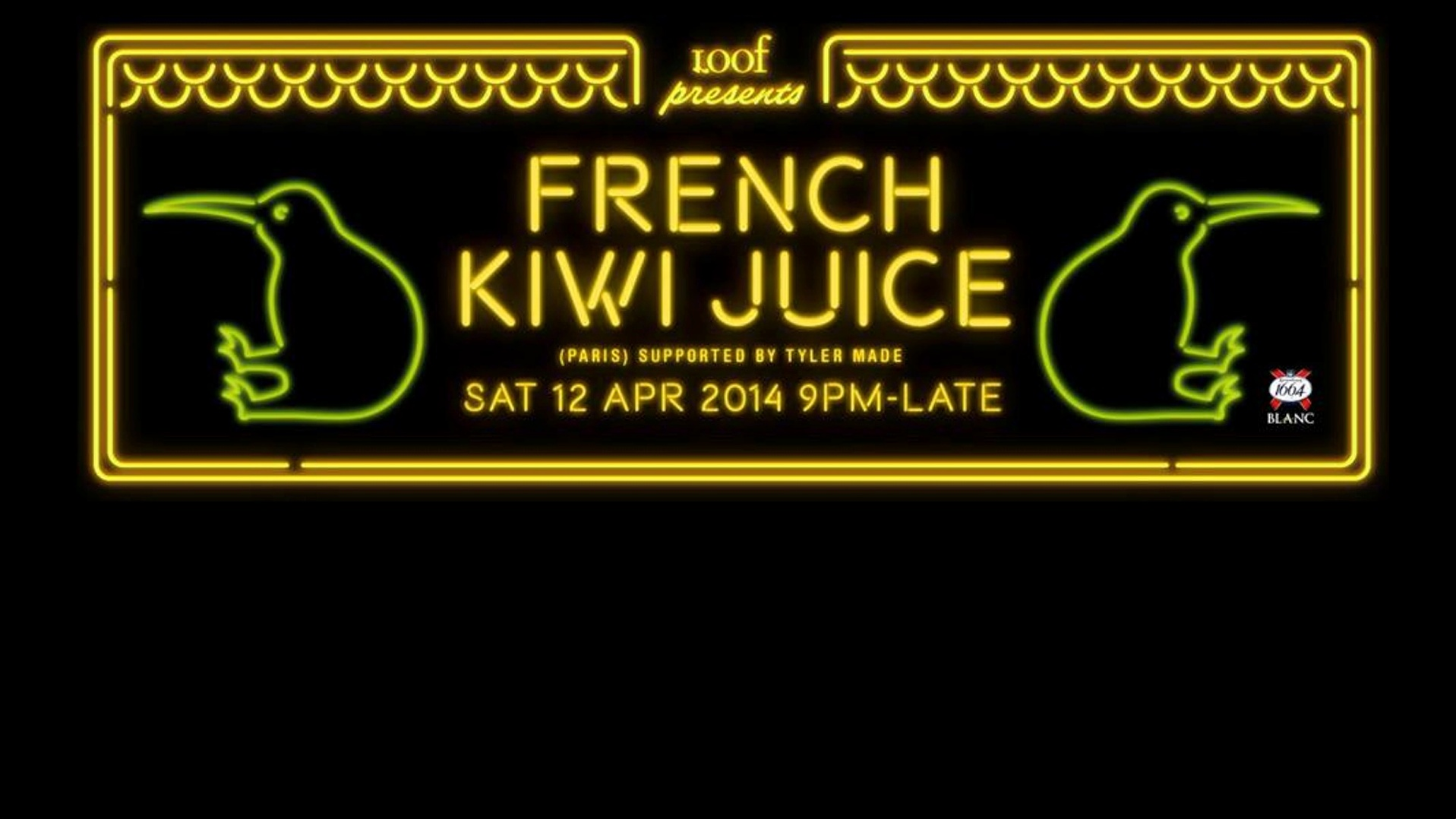 Loof presents: French Kiwi Juice