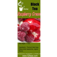 Raspberry Cream from 52teas