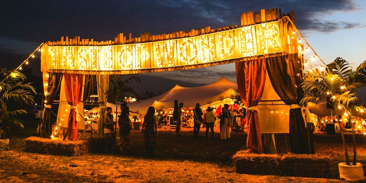 The nine wonders of Wonderfruit Festival 2017