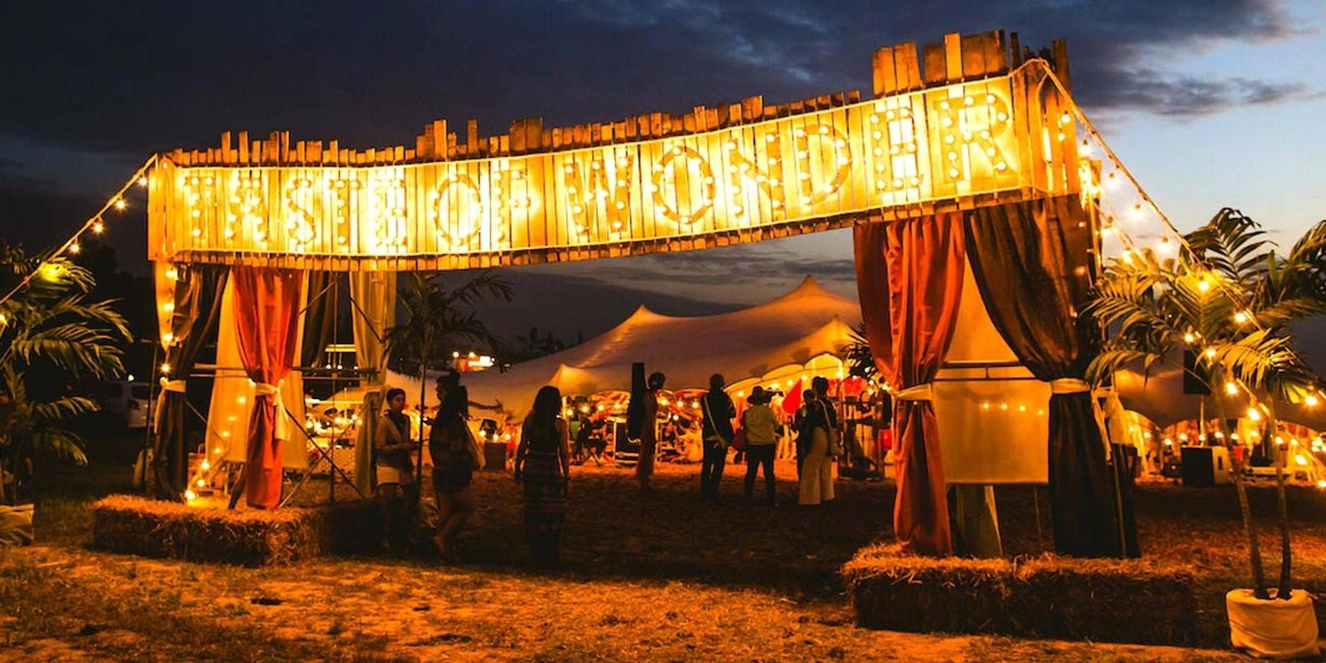 The nine wonders of Wonderfruit Festival 2017