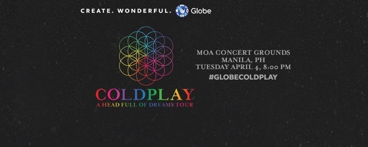 Coldplay Live in Manila