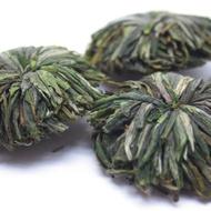 Lu Mu Dan Flowers (Green Peony) from Chicago Tea Garden