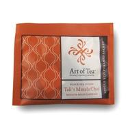 Tali's Masala Chai Eco Pyramid Teabag from Art of Tea