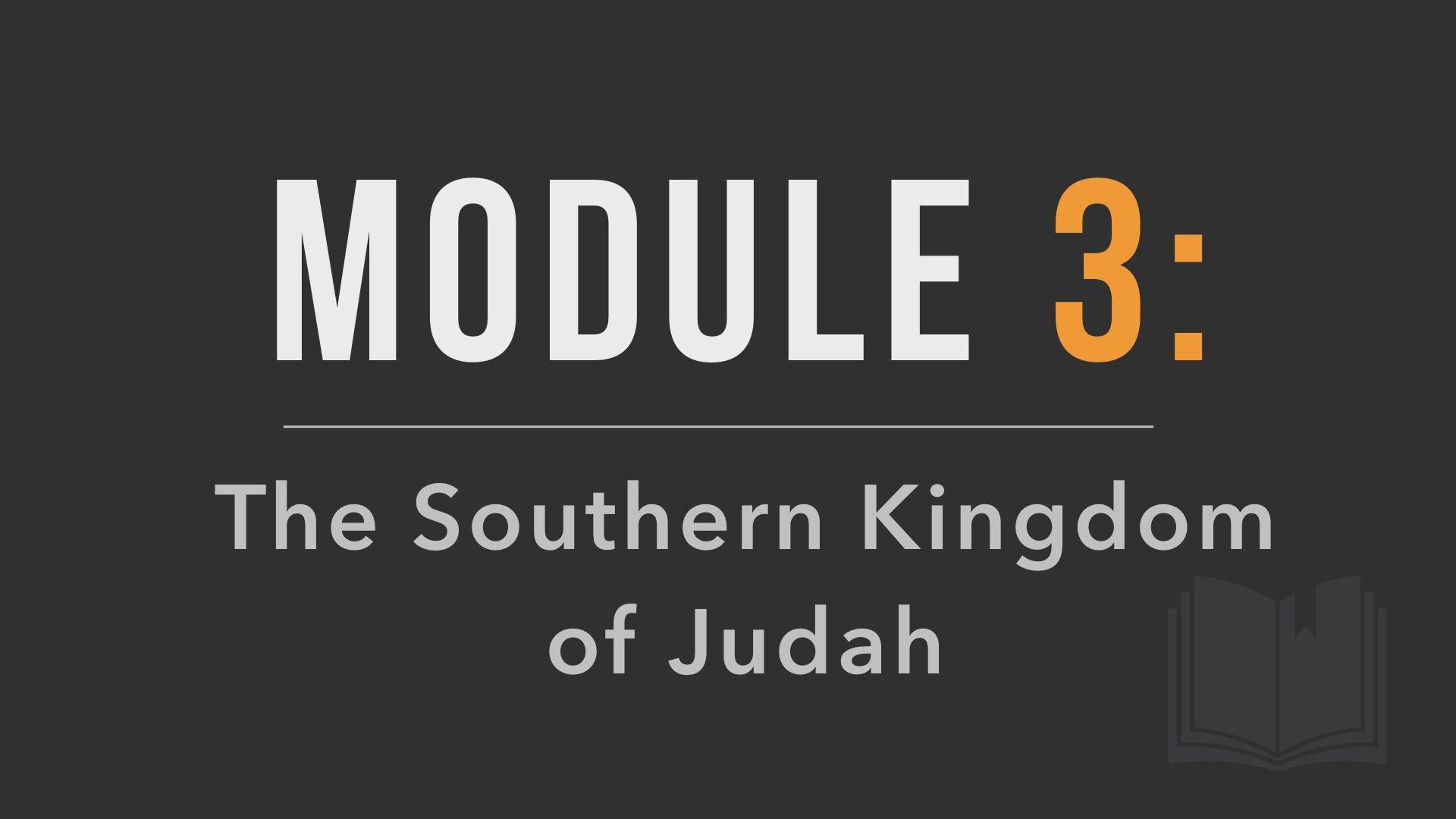 Module 3 Poster Image
