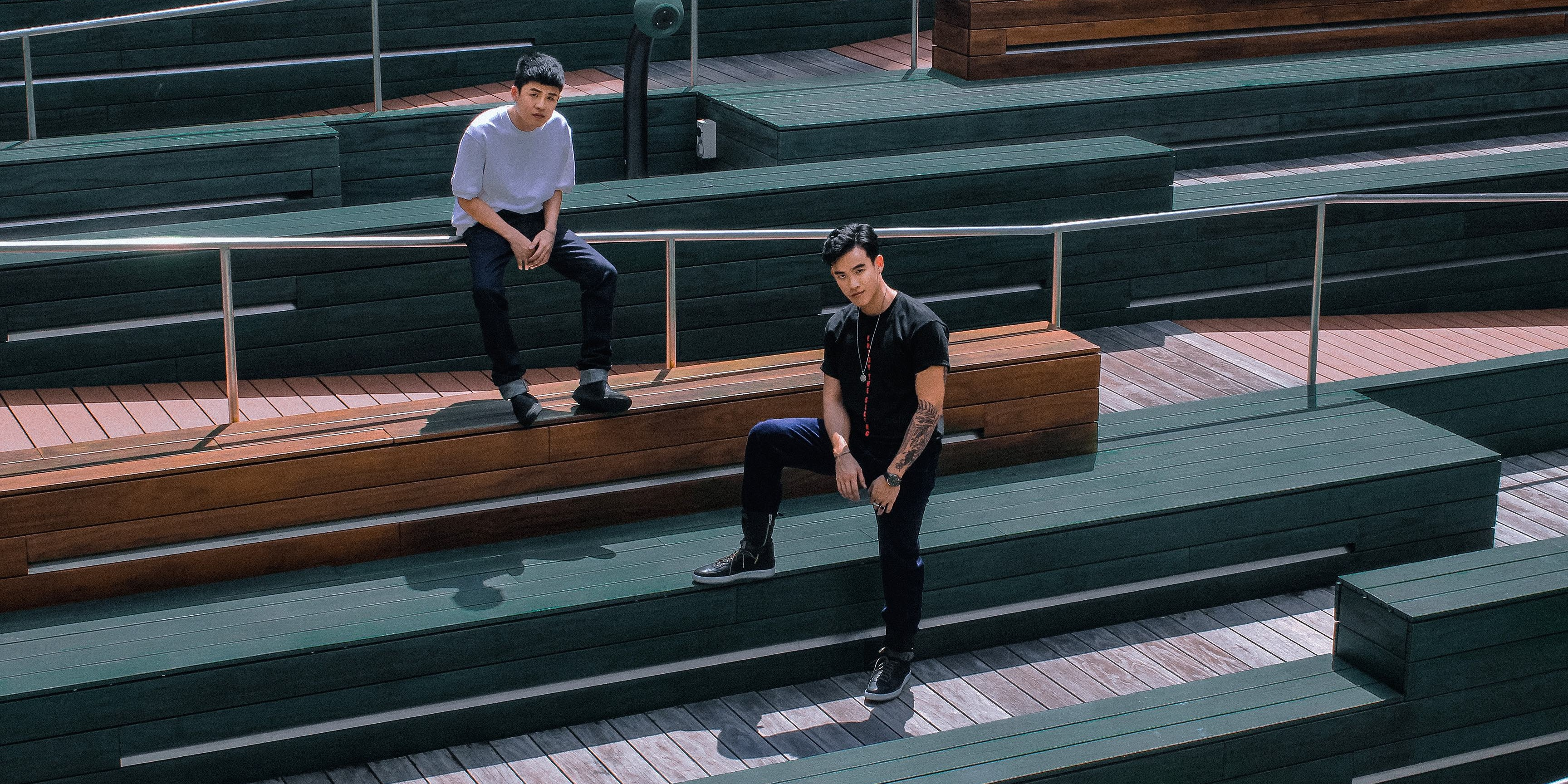 Gentle Bones and MYRNE talk B4NGER PROJECT, their joint album out today