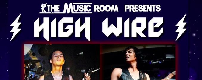 ROCK and ROLL with HIGH WIRE