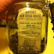 blue spring oolong from Historic San Diego House