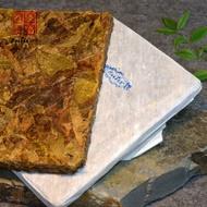 1995 yr Dark Brick Tea 500g LiuBao Tea AAAAA from roctee