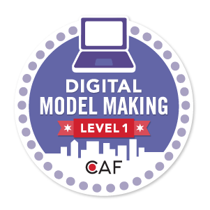 Digital Model Making - Level 1