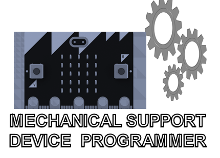 Mechanical Support Device Progammer