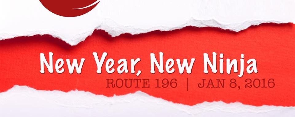 New Year, New Ninja
