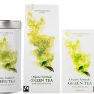 Green Tea from Hampstead Tea