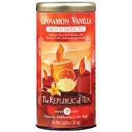 Cinnamon Vanilla from The Republic of Tea