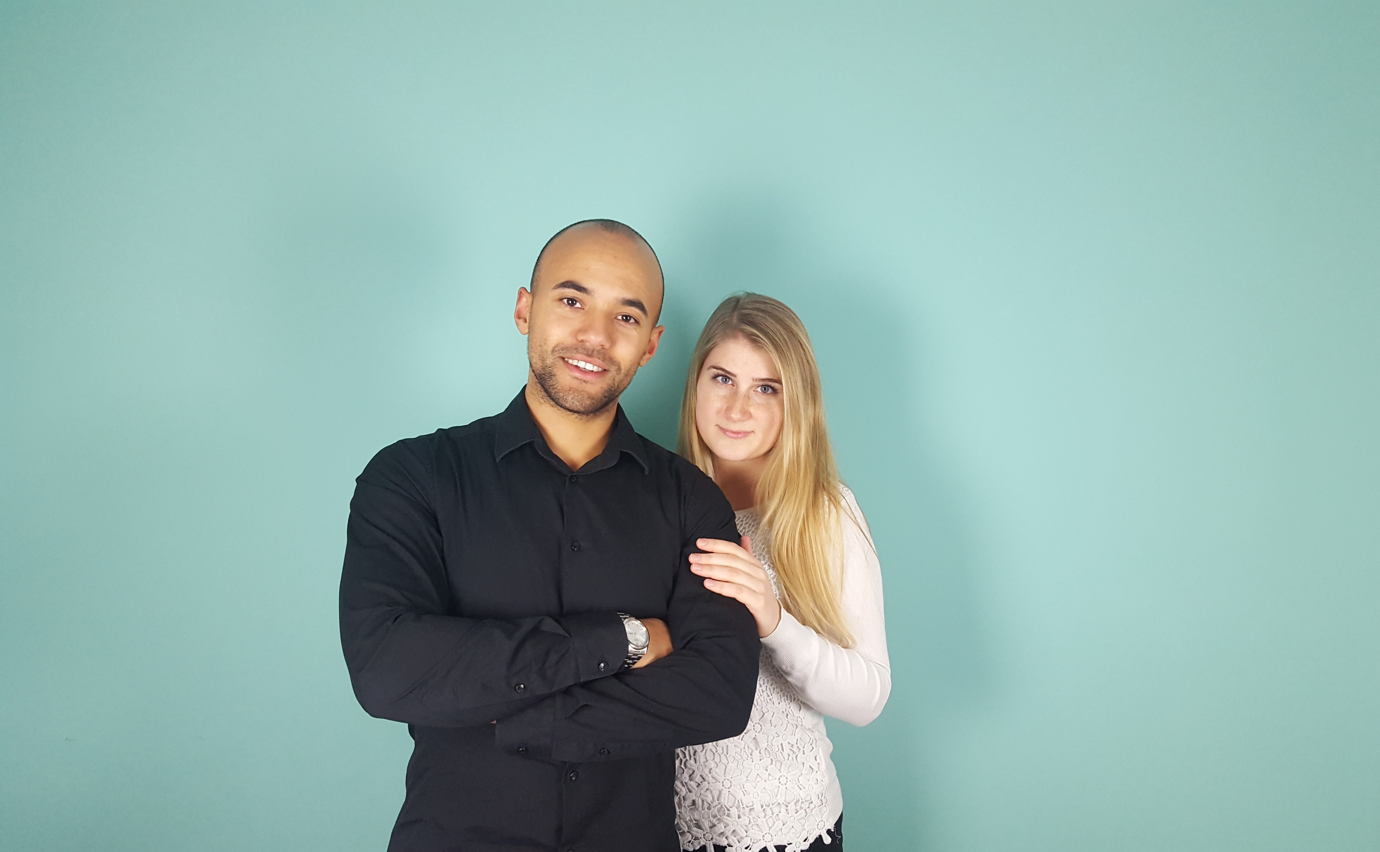 Dominik und Samira