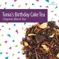 Tonia's Birthday Cake Tea from Steeped Tea