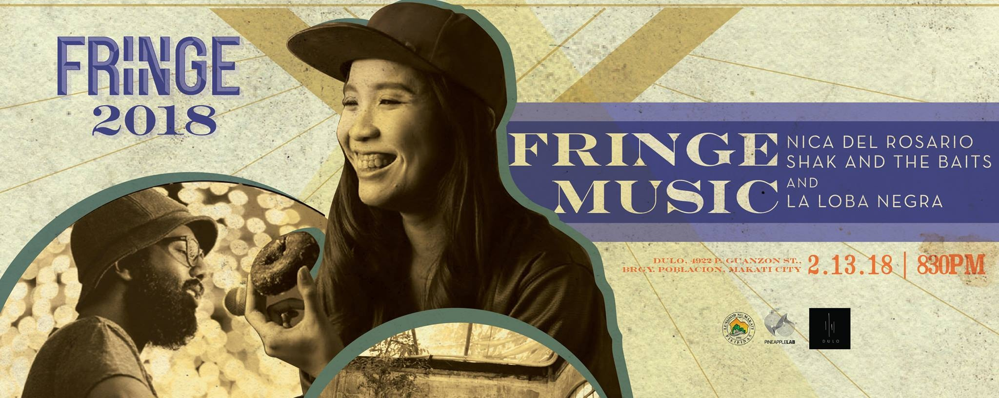 Fringe Music: Live at Dulo!