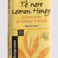 Tè Nero Lemon Honey from Altromercato