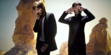 French electronica duo AIR to perform in Singapore