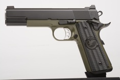 Nighthawk Custom Enforcer Government in 9mm ODG!