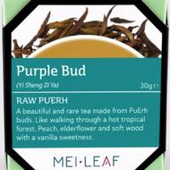 Purple Bud Ye Sheng Zi Ya from Mei Leaf