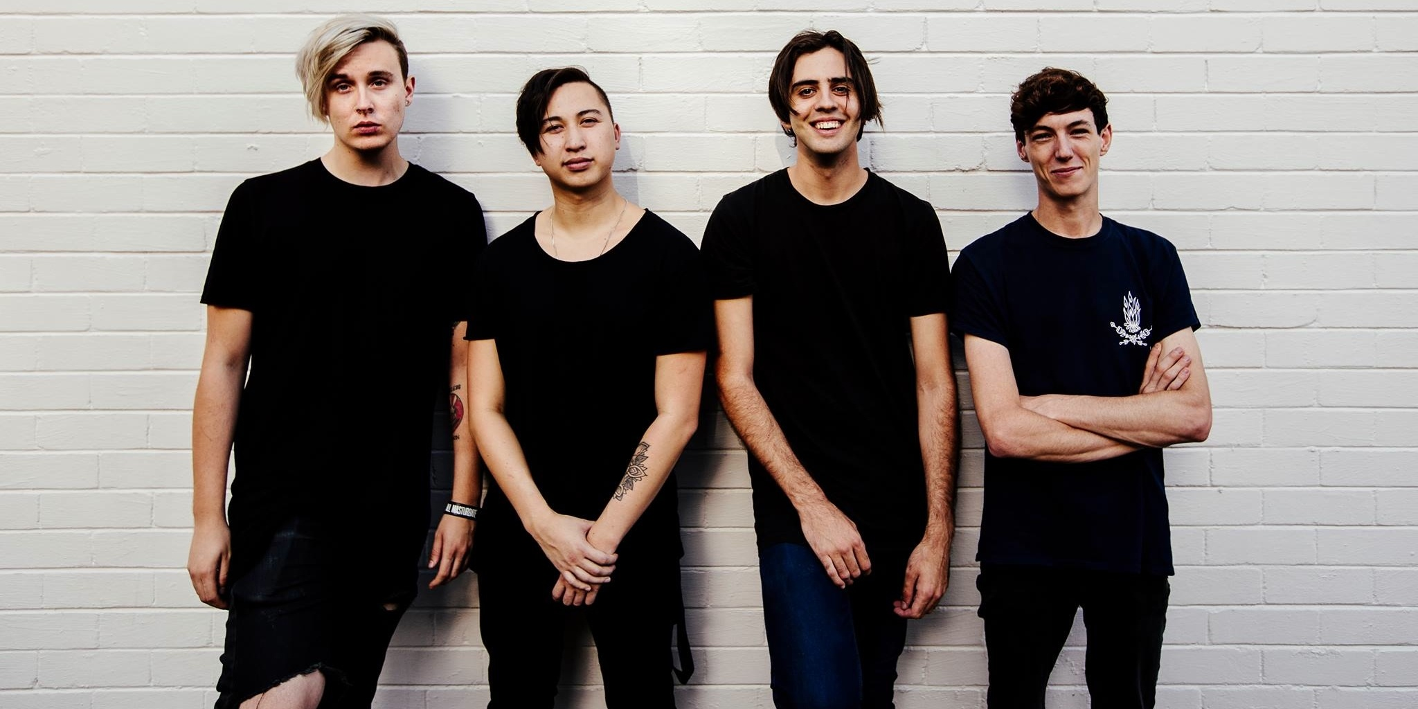 PULP Live World brings Australian pop punk band With Confidence to SM Malls