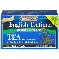 English Teatime - Decaffeinated from Bigelow