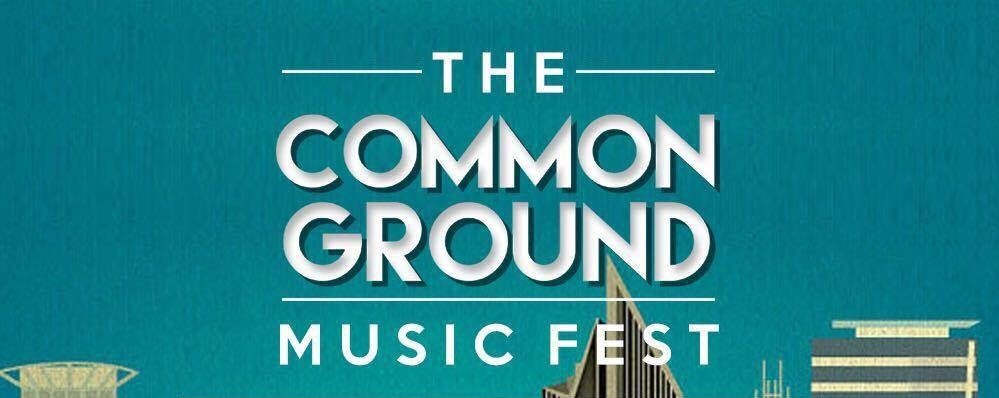 THE COMMON GROUND Music Fest